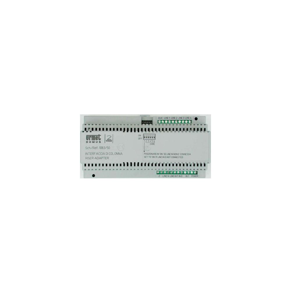 Skrzynka pocztowa Verona - 1 przycisk aluminium czarna