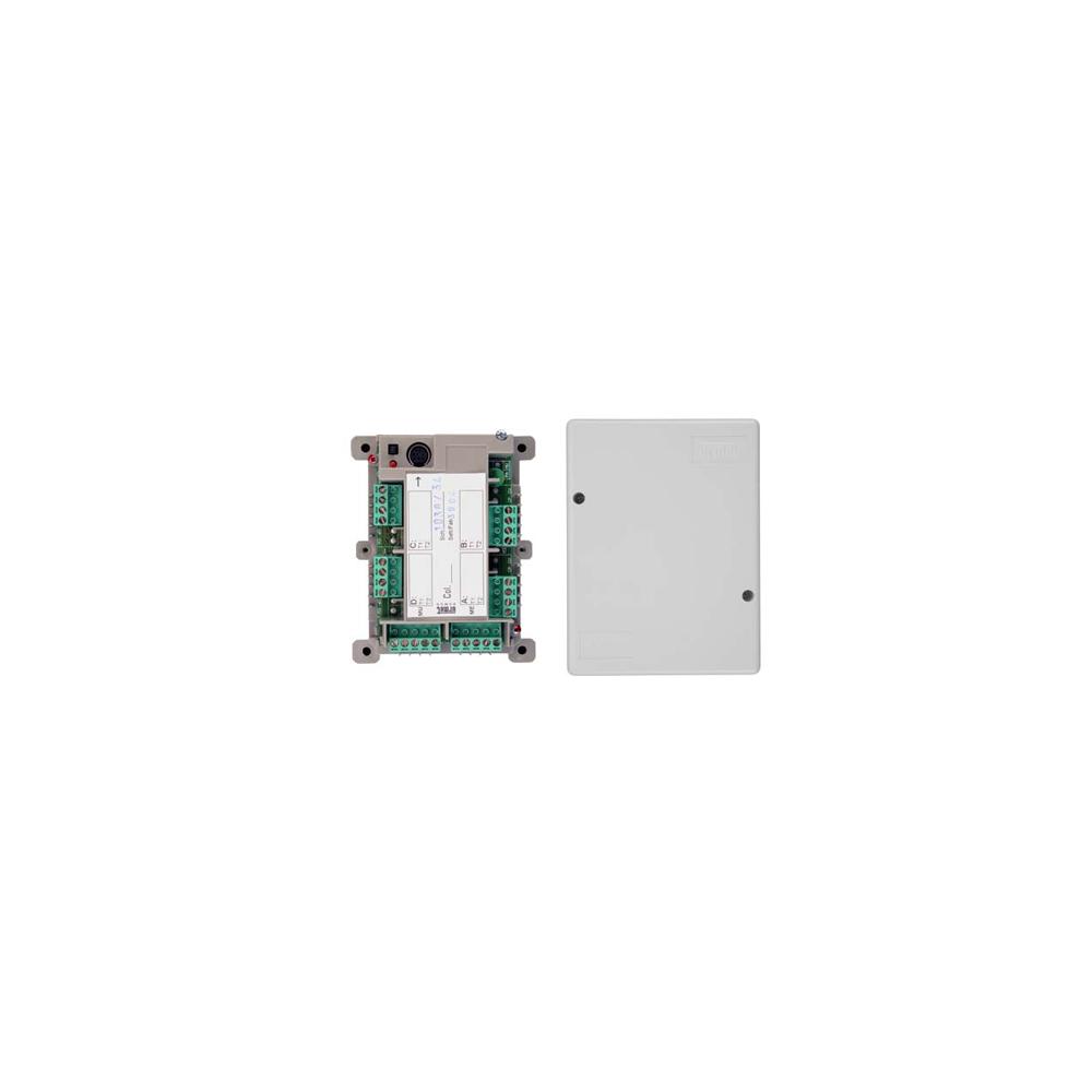 Skrzynka na listy GH-3340-P08 czarna