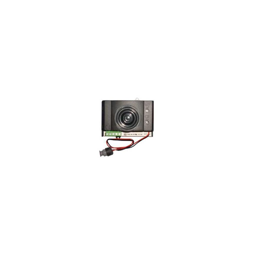 Skrzynka na listy GH-3316P08-BL czarna