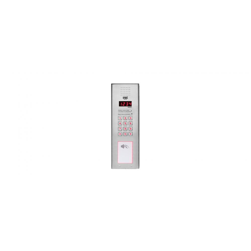 Zestaw videodomofonowy dla 2 lokatorów KENWEI KW-138MC-2B/KW-S704C-W