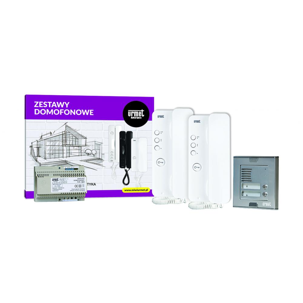 1-fazowy wskaźnik zużycia energii elektrycznej, 40A, wyjście impulsowe