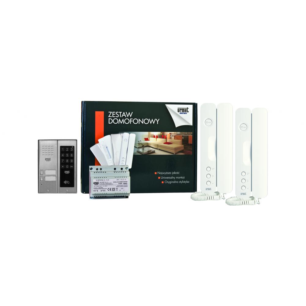 Bateryjny czujnik tlenku węgla (czadu), 3x1,5V