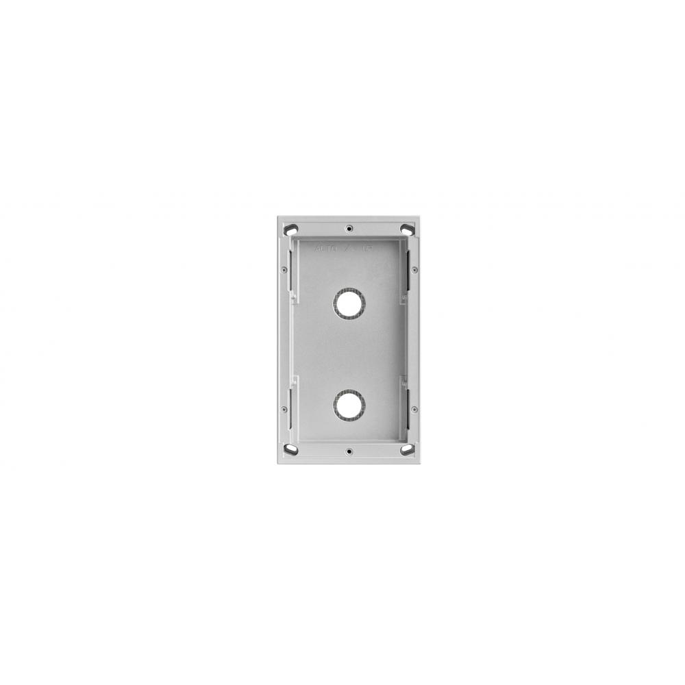 Wideomonitor głośnomówiący z pamięcią KW-S701C-W200 silver