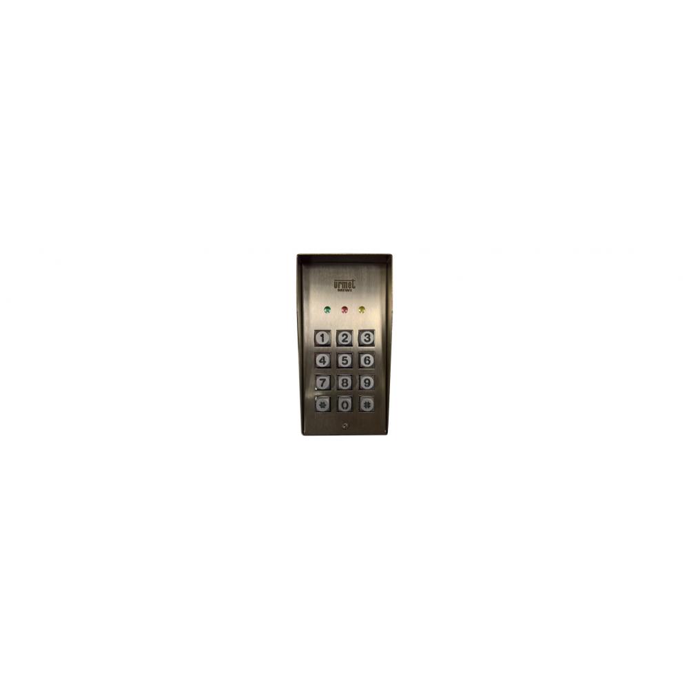 """Panel z kamerą kolor 2-przyciski """"kw-s201c"""" bez daszka"""