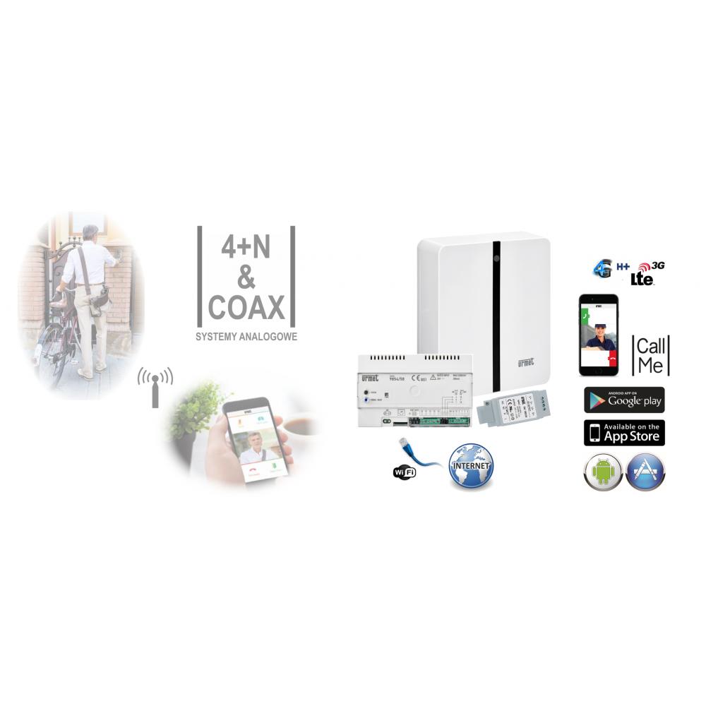 Panel z kamerą kolor obiektyw typu pin-hole, przetwornik cmos 420 linii, 1-przycisk kw-e202mcs