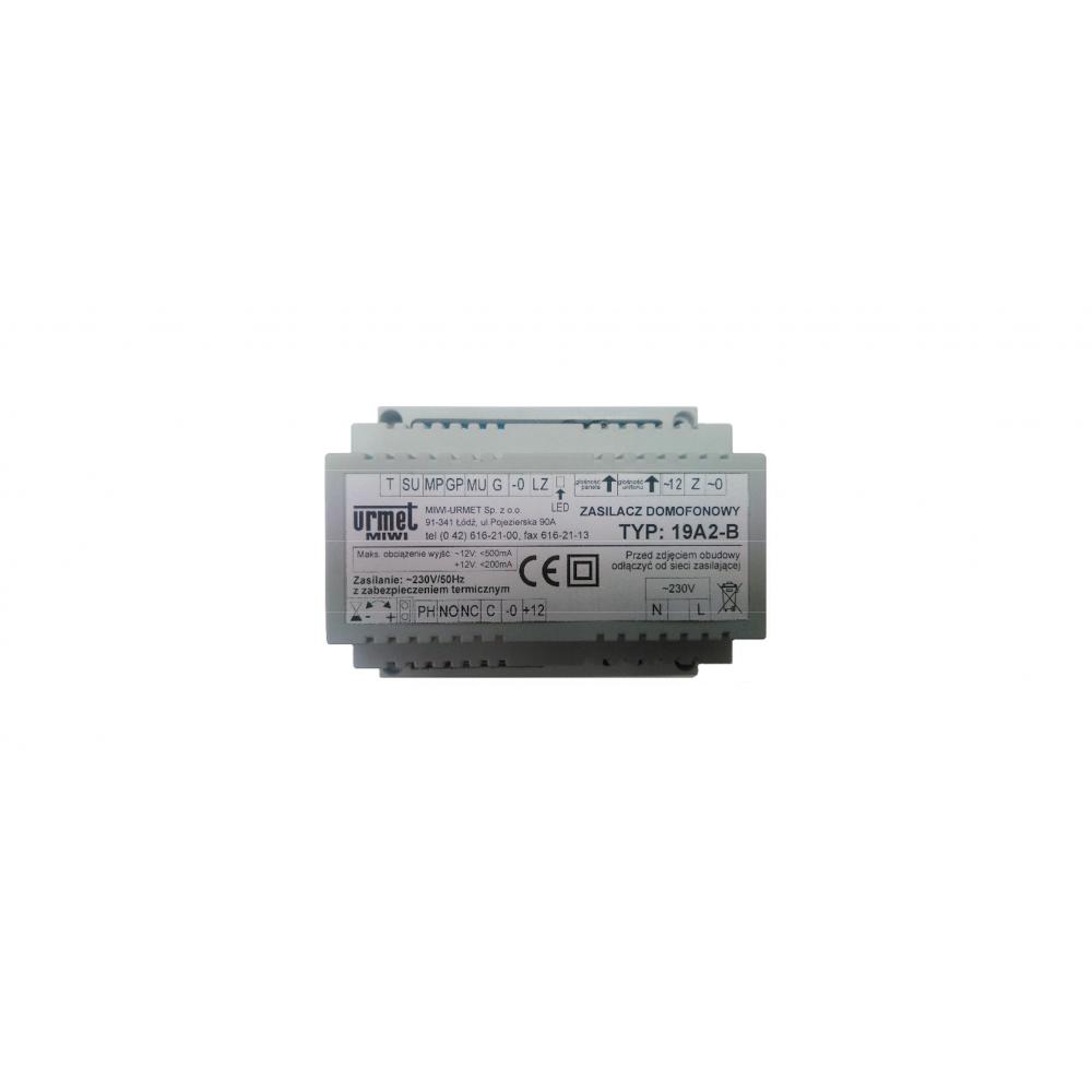 Panel z kamerą kolor pin-hole, 6 przycisków kw-135mc/7