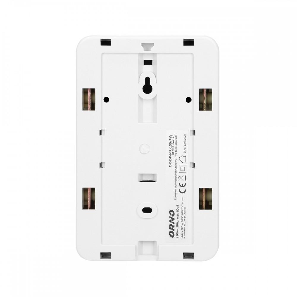 Mikrofalowy czujnik ruchu, mini Orno