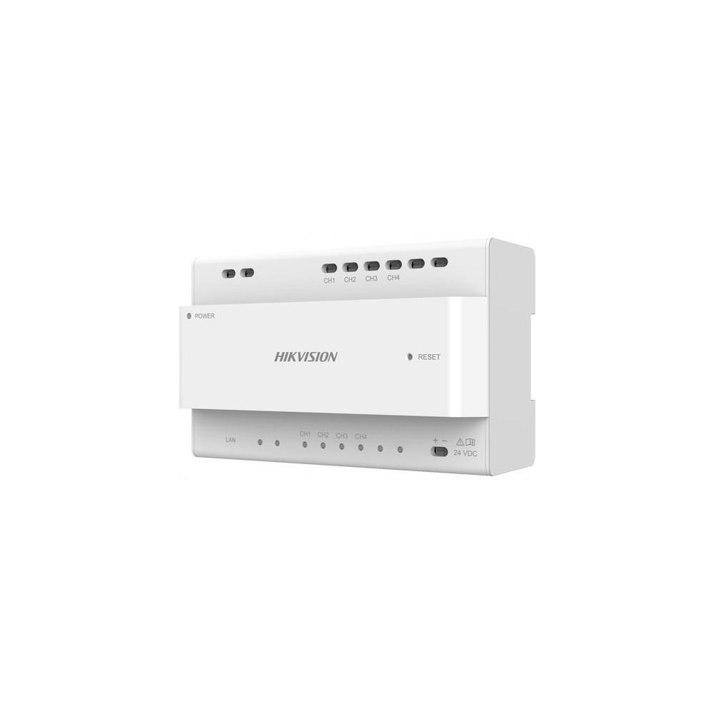 Klawiatura LCD z czytnikiem kart zbliżeniowych do central Integra typ I, zielone podświetlenie INT-KLCDR-GR