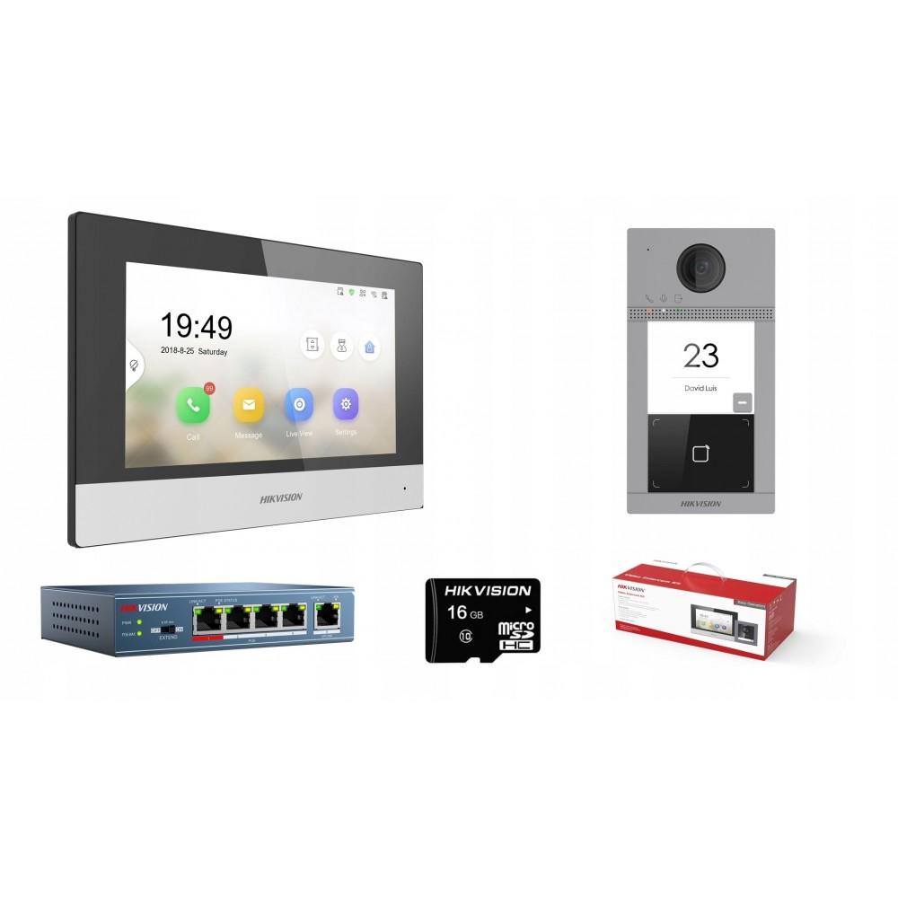 Dekoder dla 4 użytkowników z opcją video do systemu digivoice