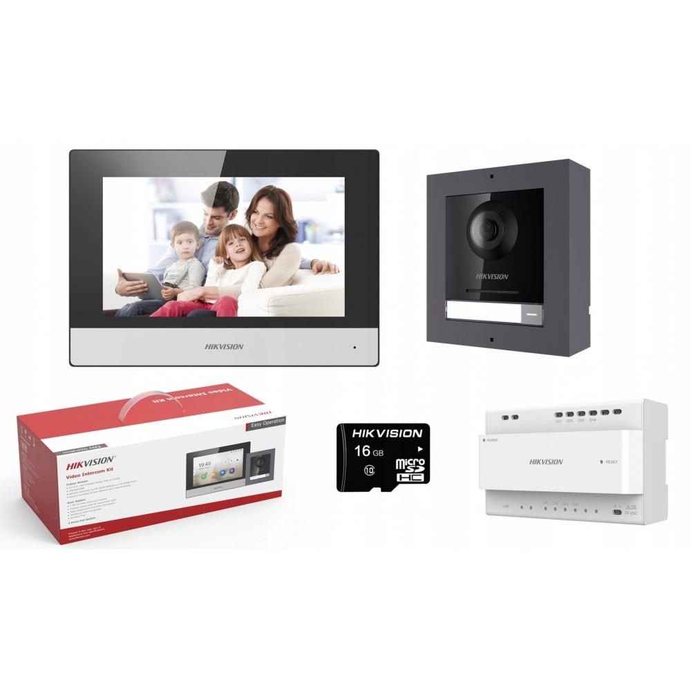Switch 6-cio portowy do systemu IPerVoice