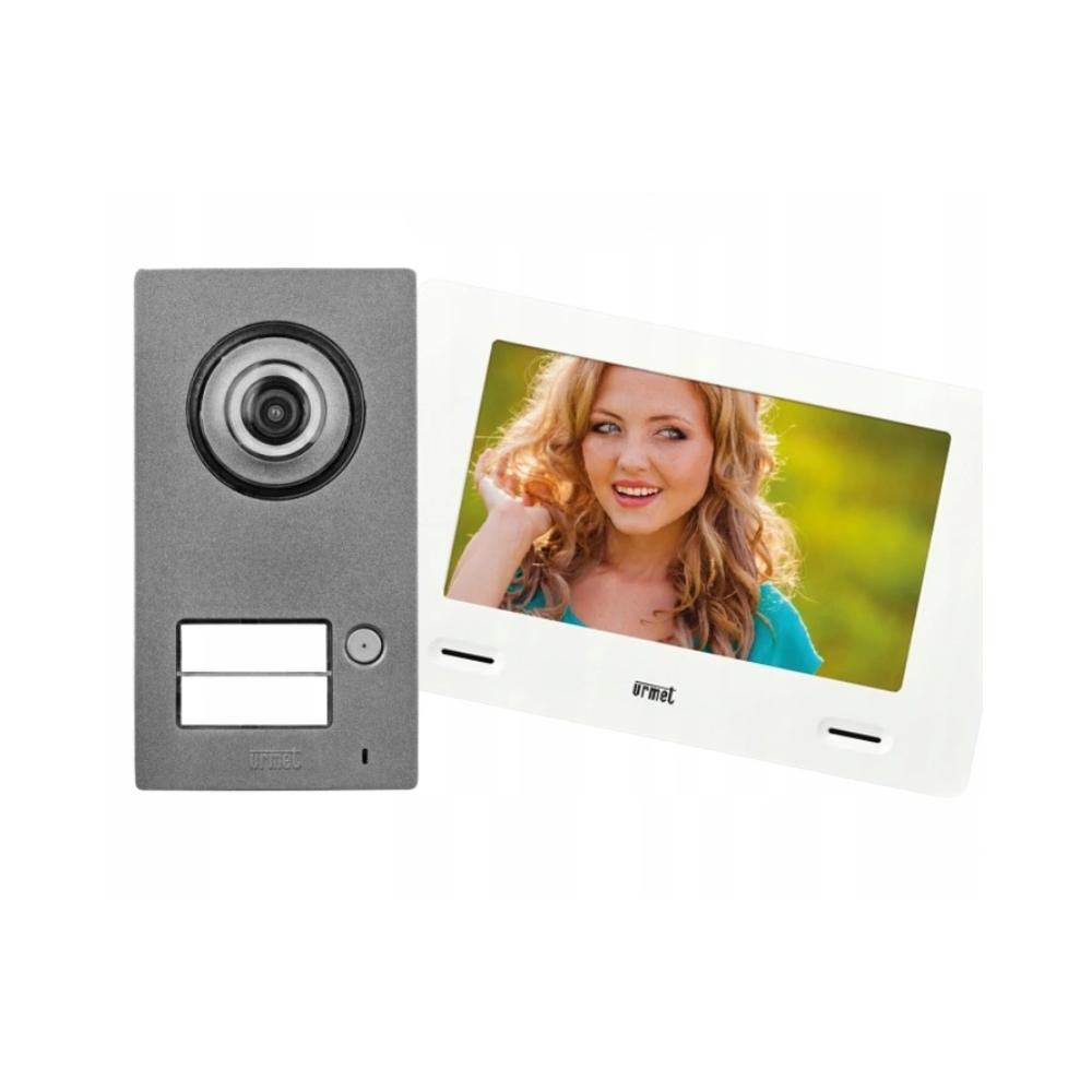 Ramka płaska z daszkiem dla 4 modułów Sinthesi [2X2]