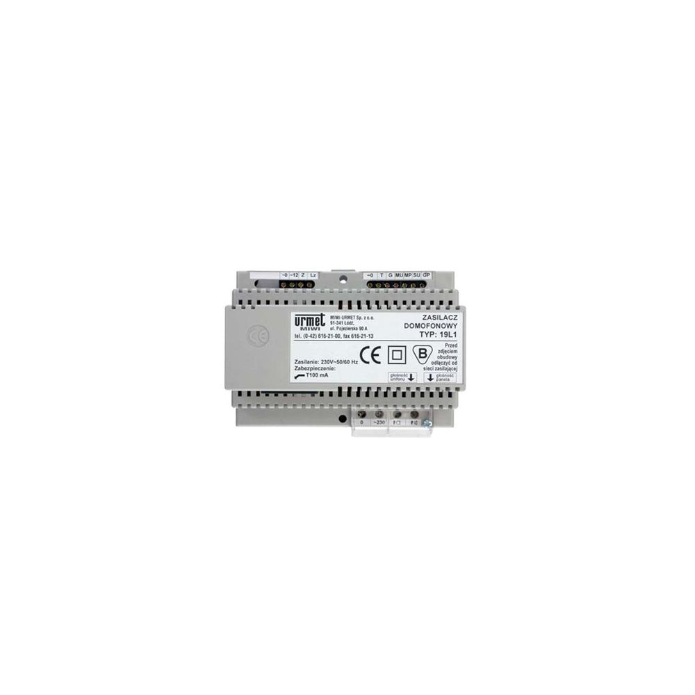 Modulator telewizyjny 2 kanałowy Mixpol MDP-2S kanały 1-69