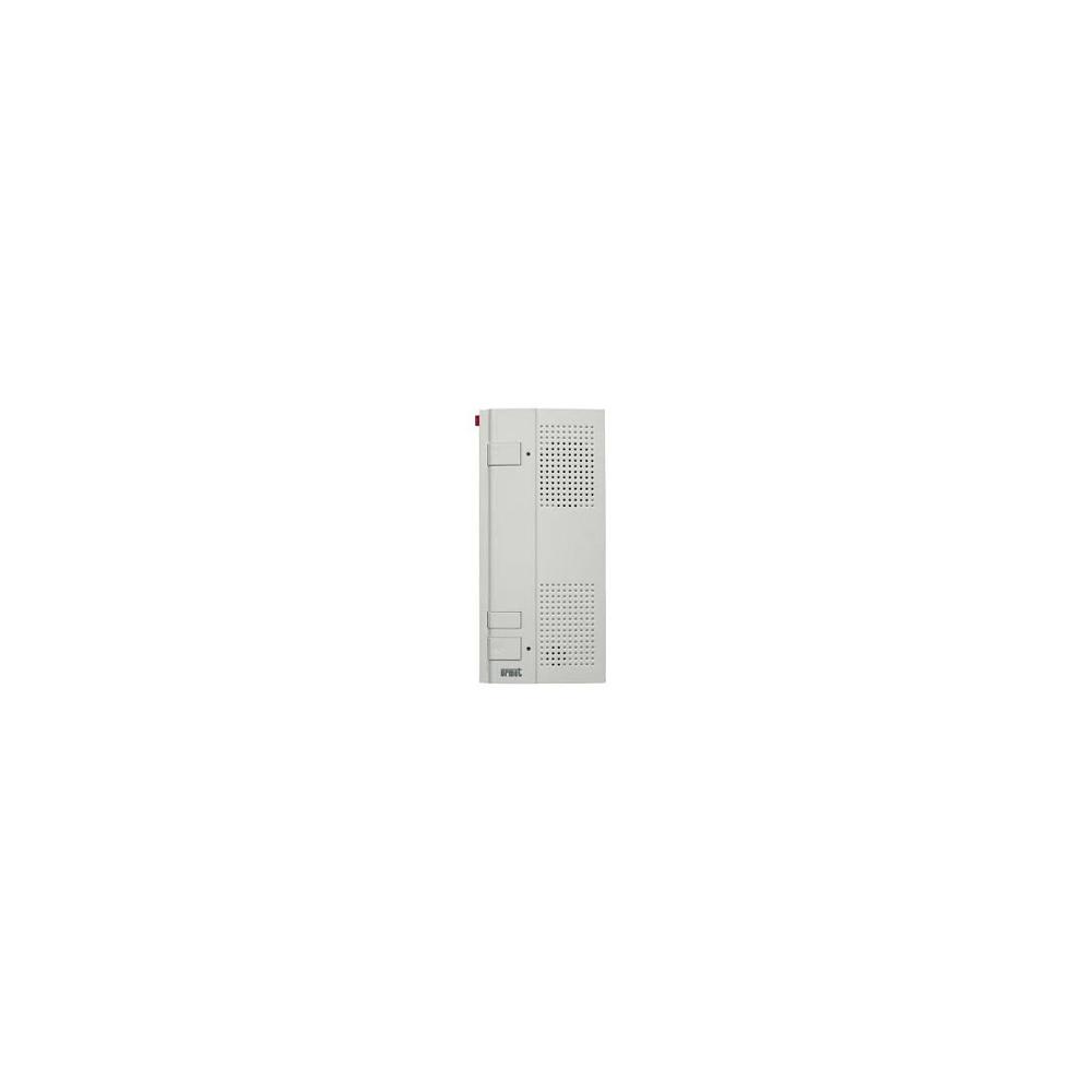 Panel domofonowy MIKRA z 1 lub 2 przyciskami 1122/1
