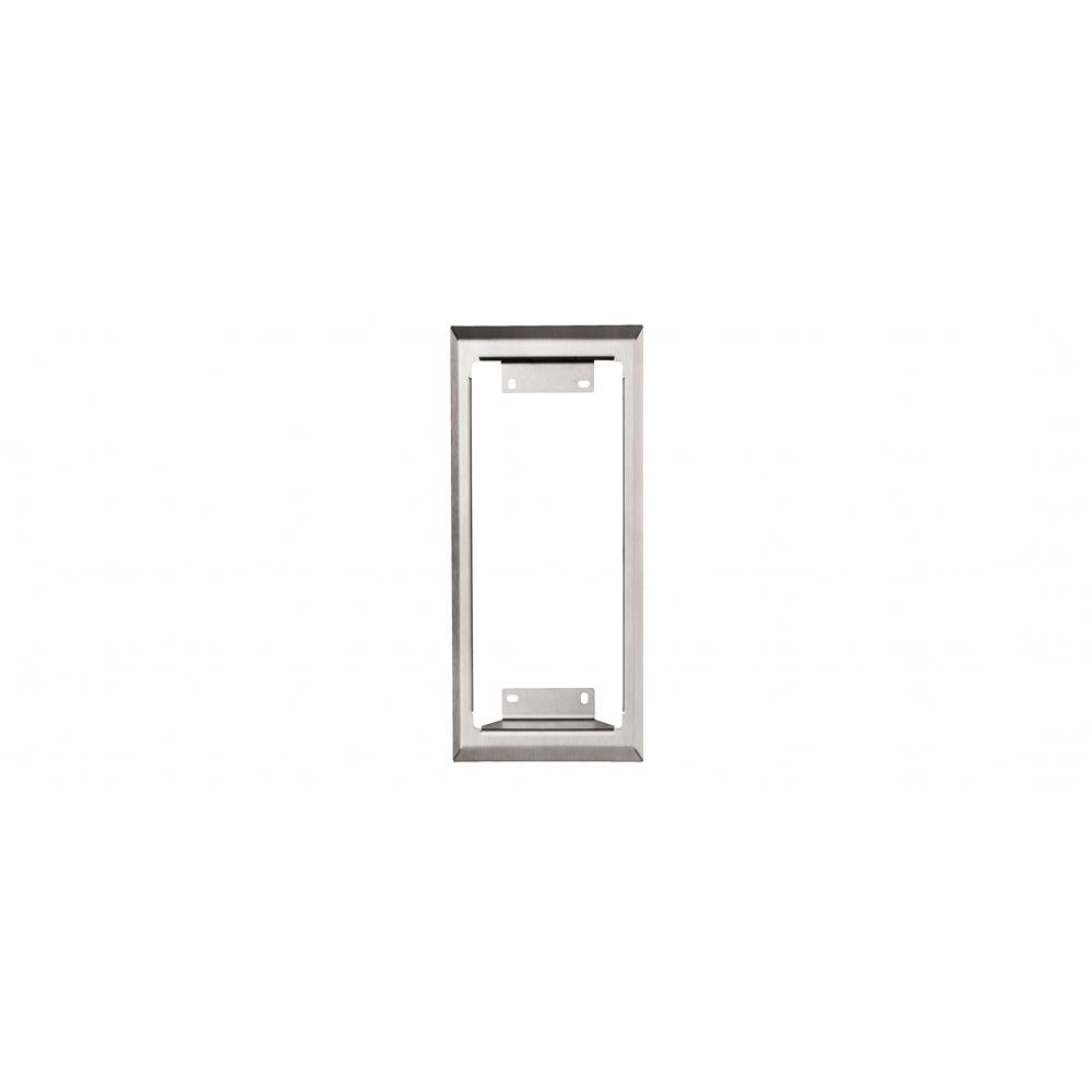 Zestaw videodomofonowy dla 2 lokatorów KENWEI KW-138MC-2B/KW-S704C-B