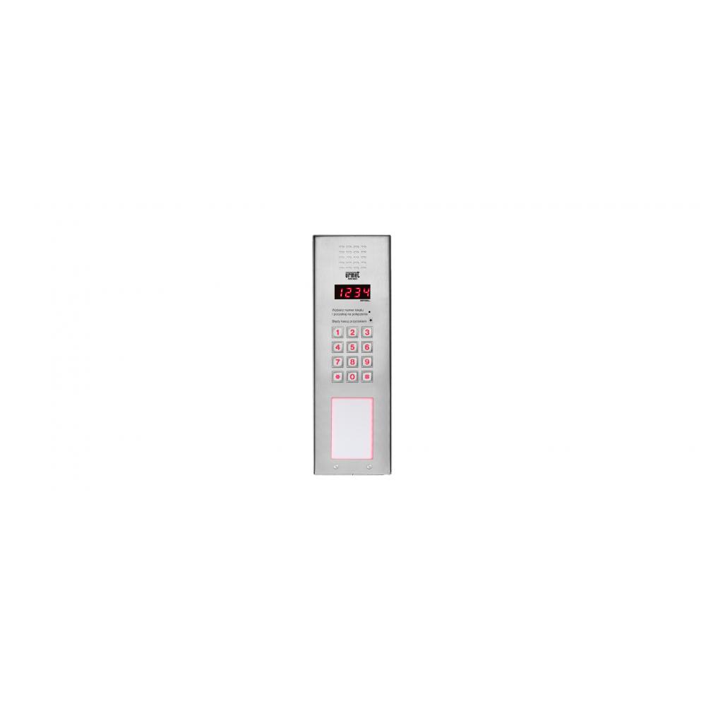 Panel z kamerą kolorową KW-S201C-1B 420 linii (1 przycisk wywołania)