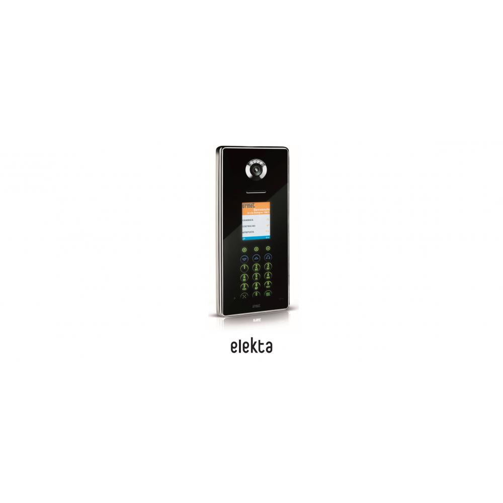 Wideomonitor głośnomówiący KW-S702C-W kolor biały