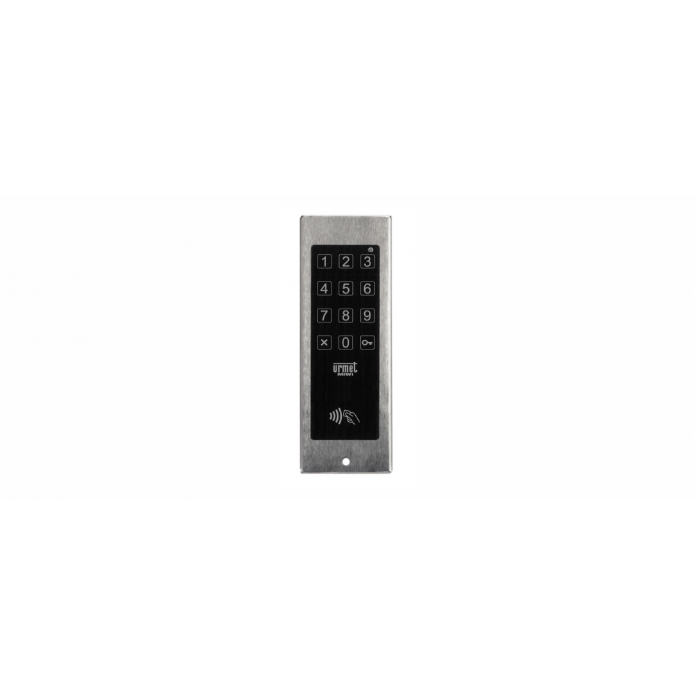 Wideomonitor głośnomówiący KW-S704C-W kolor biały