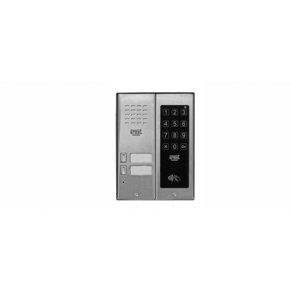 Pilot 2-kanałowy INTI2Y, 433.92MHz, żółty