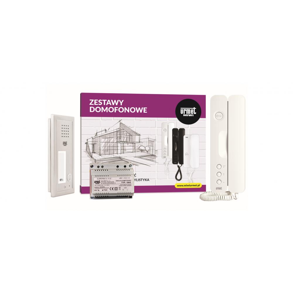 Lampka nocna LED 2w1 z czujnikiem ruchu