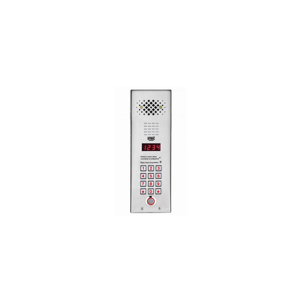 Oprawa z czujnikiem ruchu 180st, z przesłoną, 60W, E27, IP44, poliwęglan, biała