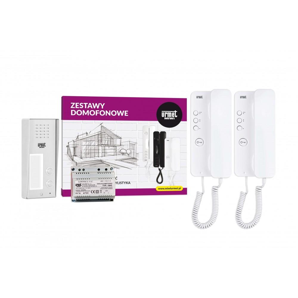 Wideomonitor słuchawkowy KW-E705C-B czarny