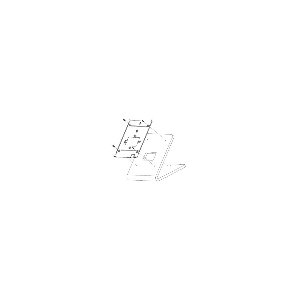 Panel audio do monitorów kenwei 4 przewodowych 1 przycisk kw-136