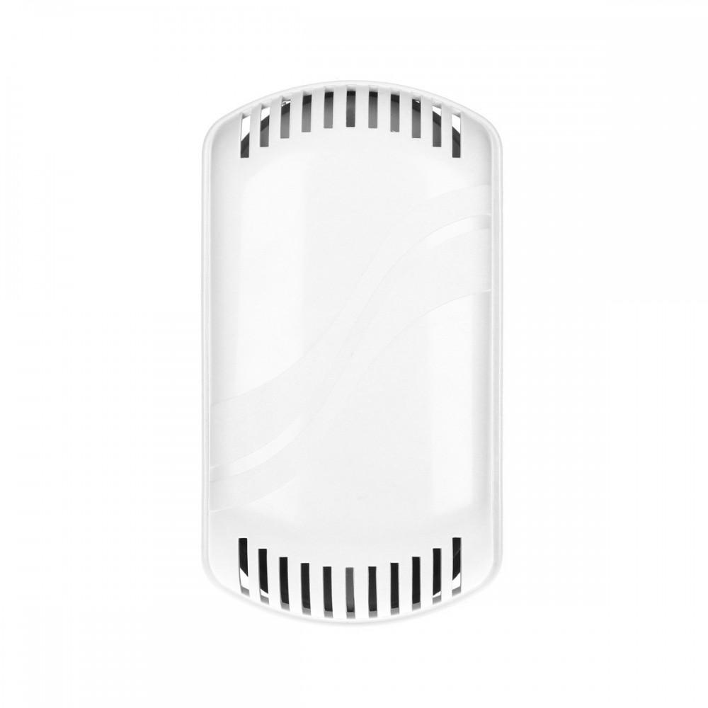 Bezprzewodowa czujka wibracyjna i magnetyczna biała AVD-100