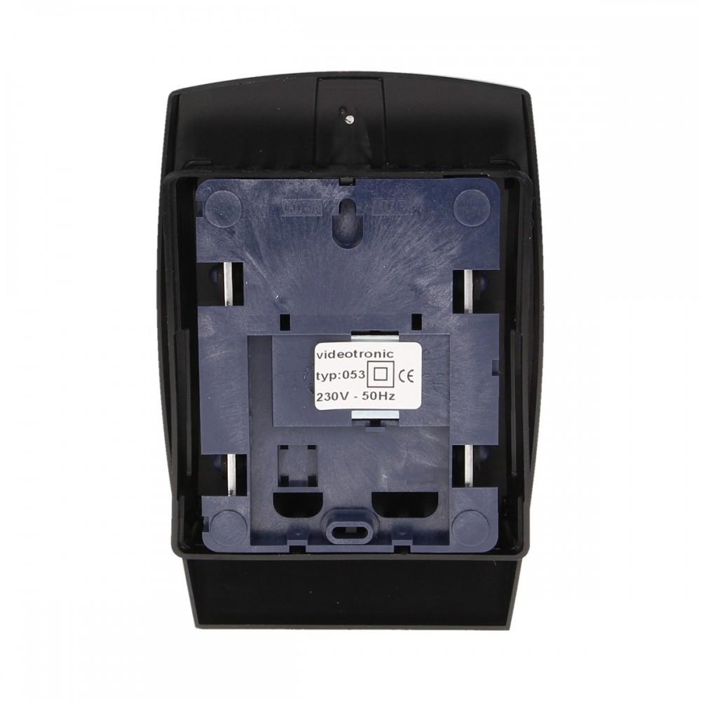 Kontaktron boczny B-4L, kontaktron bramowy w metalowej obudowie