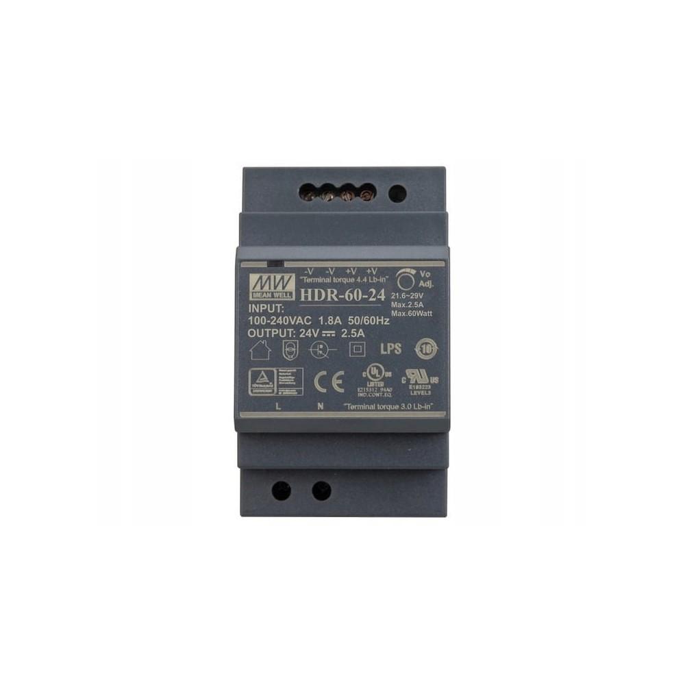 Czujnik magnetyczny kontaktron FMV102BI - biały