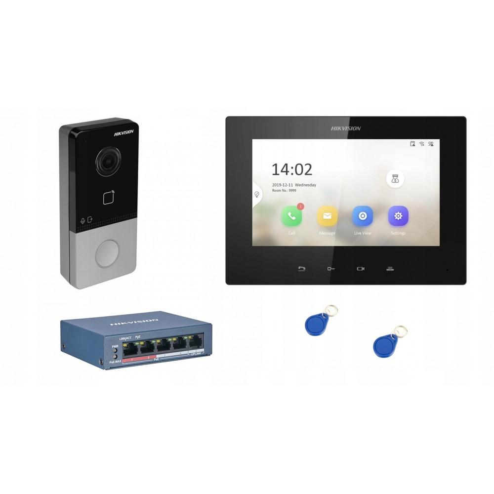 Ekspander obsługi pilotów 433 MHz ( P-2 , P-4 , T-2 , T-4) INT-RX