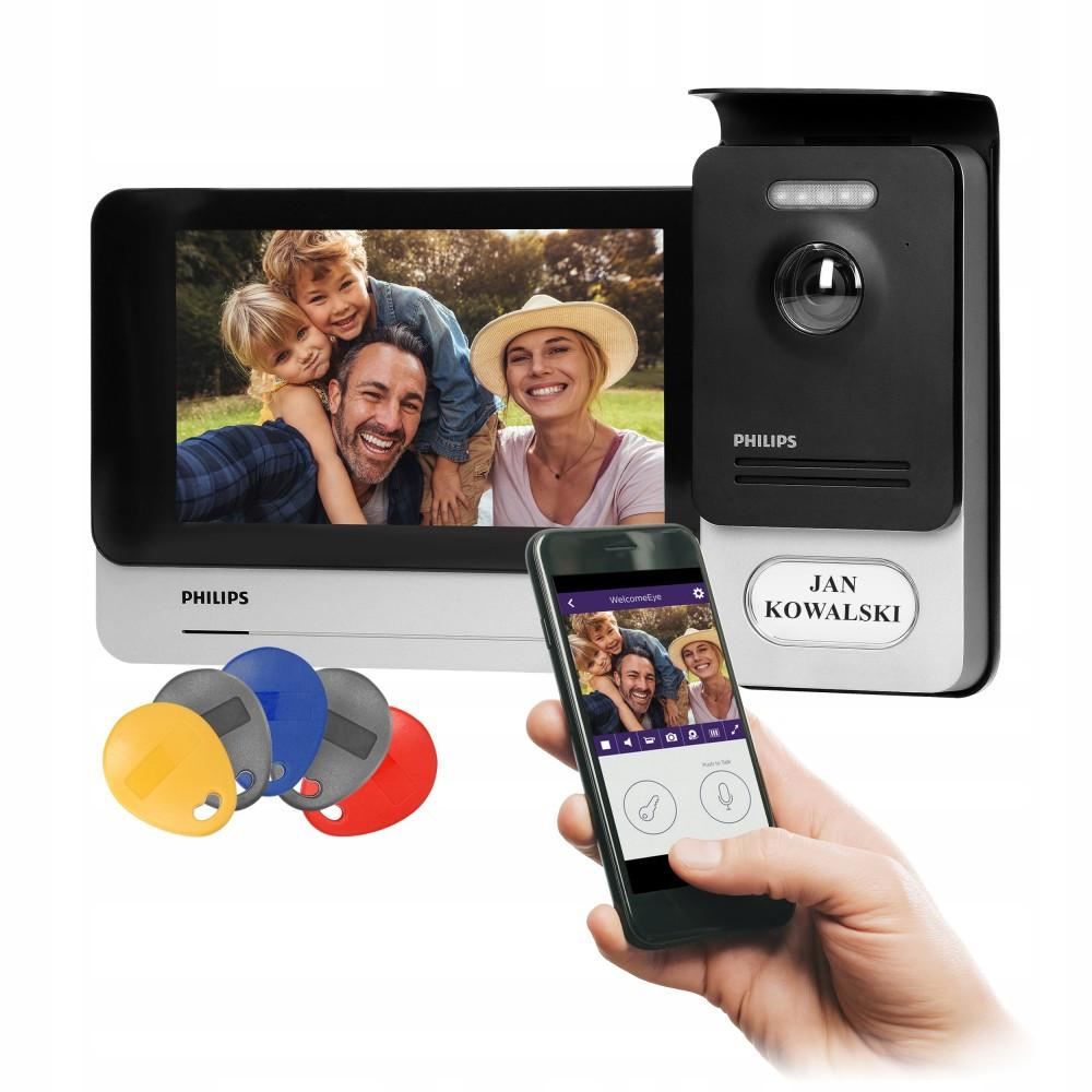 Karta zbliżeniowa KT-STD-1 standardowa (0,8mm), biała (125khz)