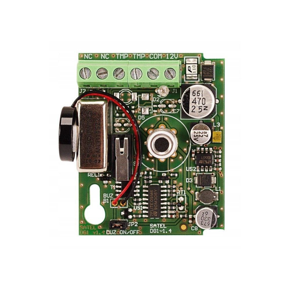"""Płyta rozmówna z 2 przyciskami K-steel, do systemu """"1+1"""""""