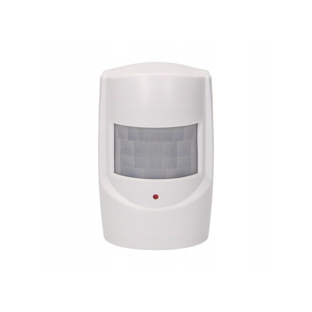 Płyta z kamerą B/W z modułem rozmównym, 1 przyciskiem, K-steel - koncentryk