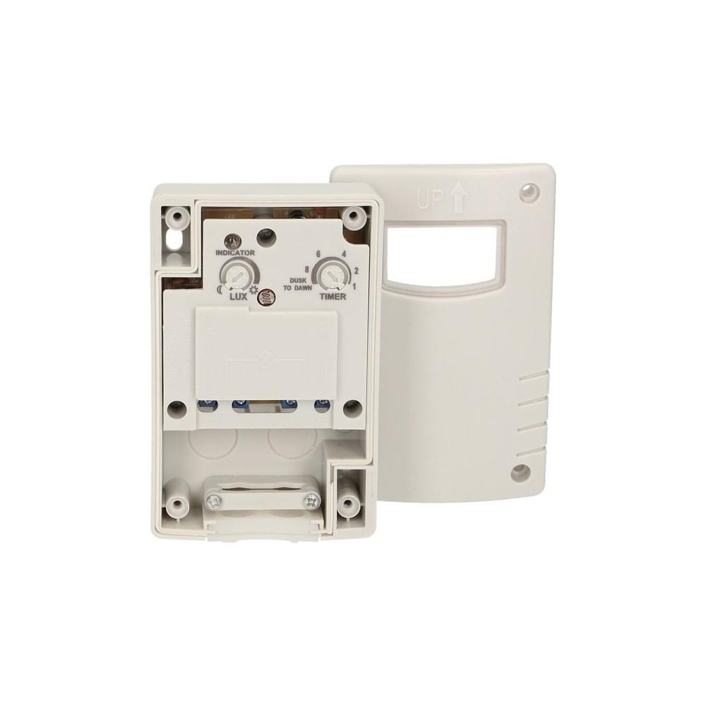 Panel rozmówny MIWUS 4 przyciskowy z daszkiem 2 moduły