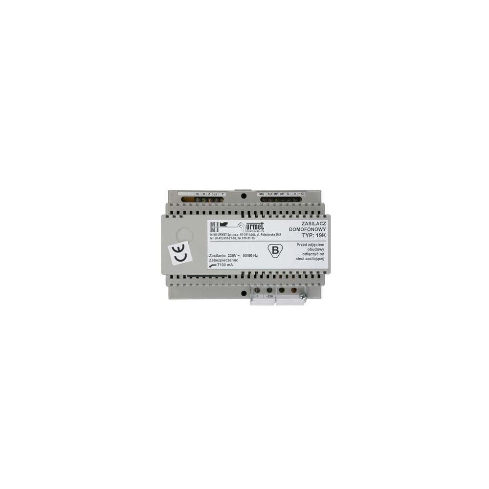 Modulator telewizyjny 4 kanałowy Mixpol MDP-4 kanały 1-69