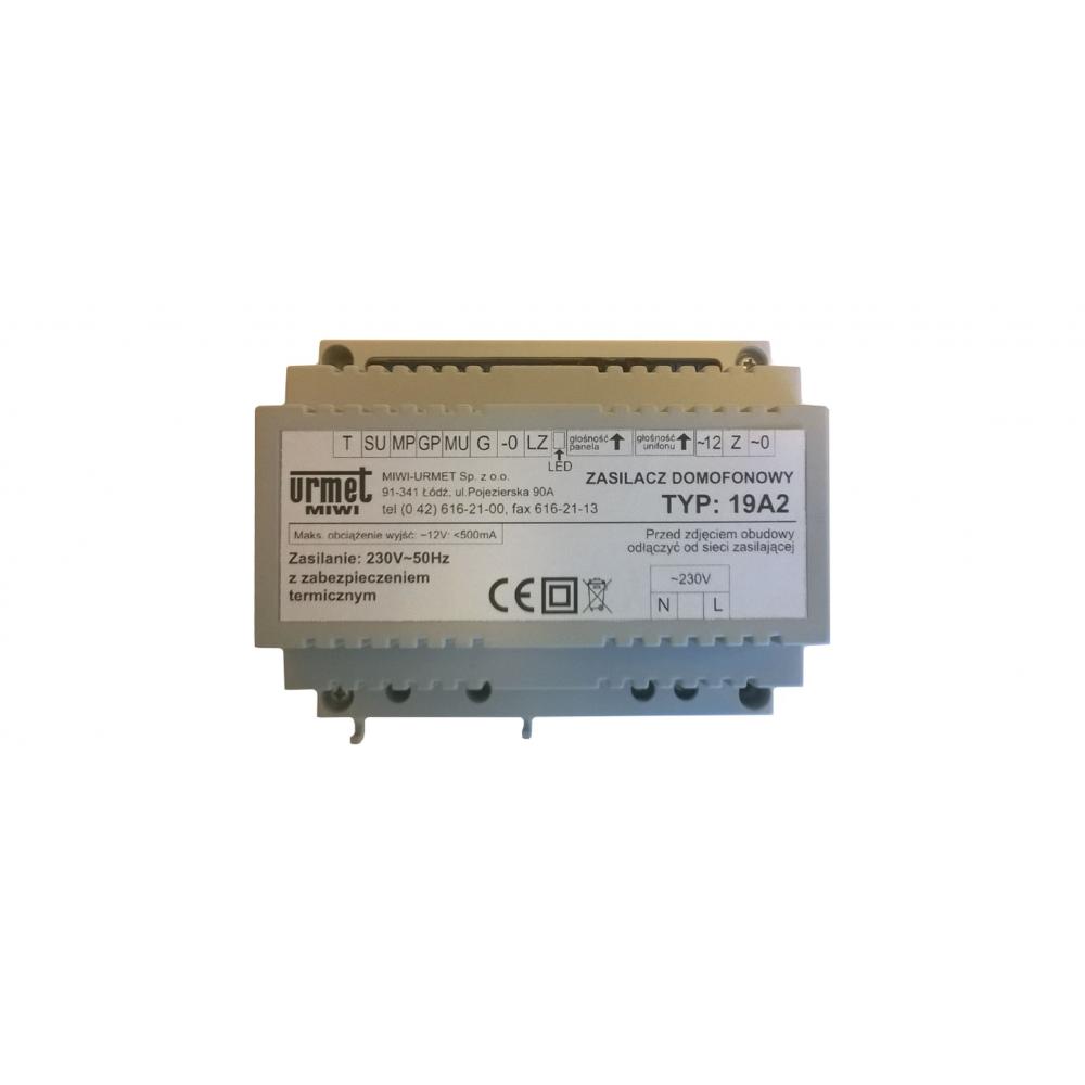 Modulator telewizyjny 6 kanałowy Mixpol MDP-6 kanały 1-69